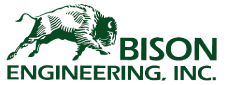 Bison Engineering Logo