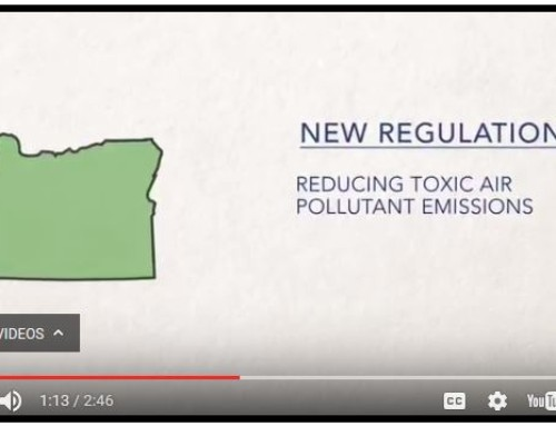 Oregon Air Toxics Video